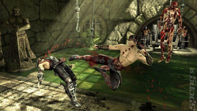 Mortal kombat 2011 for Un jeu de miroir sohrab khan