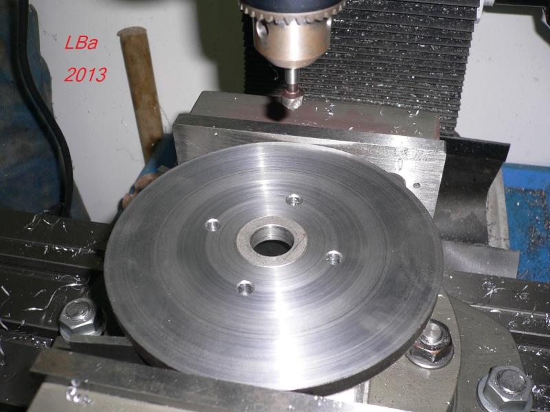 perçage new disque