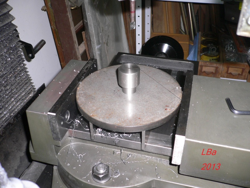 vérification alésage de 20 mm