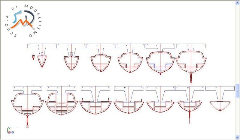 Aisha un piccolo sloop a vela by etabeta for Piani di costruzione personalizzati per la casa