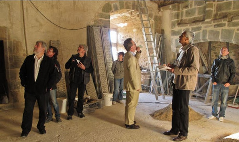 Architecte en chef des monuments historiques for Architecte en chef des monuments historiques