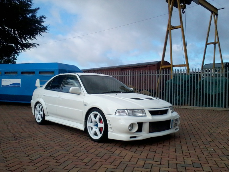 my evo 6 gsr - mitsubishi lancer register forum