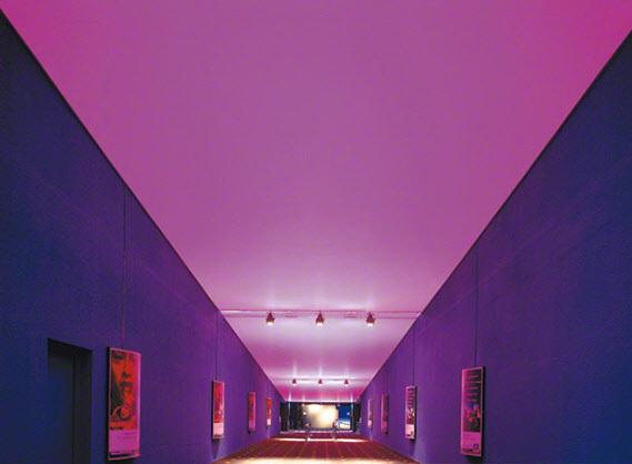 Plafonds color s et d cor s associations improbables de - Association de couleurs ...