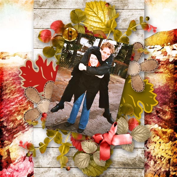 falling in autumn kit simplette page lillybellule