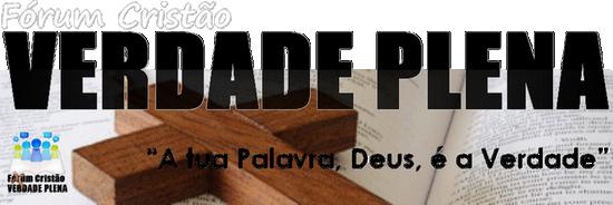 FCVP - Fórum Cristão Verdade Plena