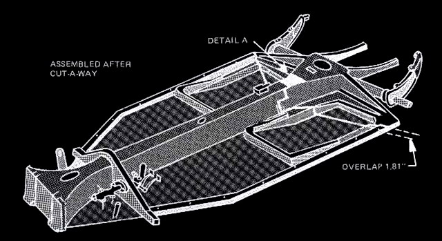 vendu chassis de replique de 356 speedster. Black Bedroom Furniture Sets. Home Design Ideas