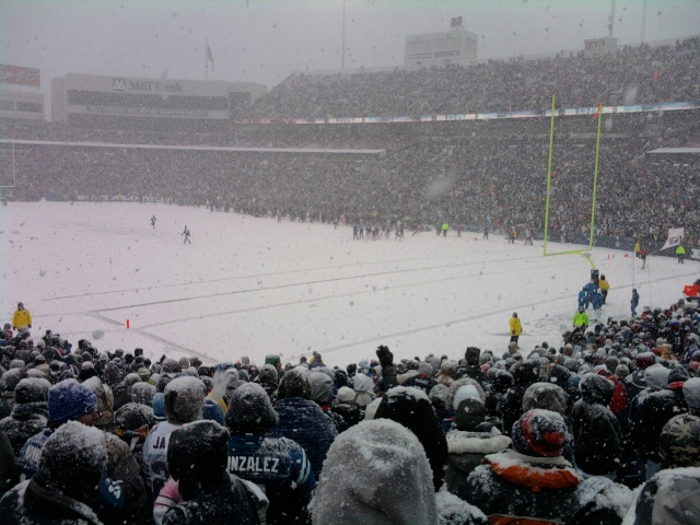 Winter at The Ralph
