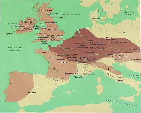 thrakisches reitervolk der antike