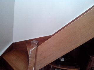 moderniser un escalier latest moderniser un escalier with. Black Bedroom Furniture Sets. Home Design Ideas