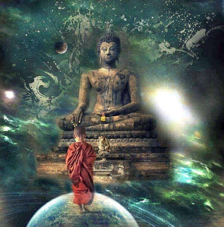 Super images gifs bouddha WQ74