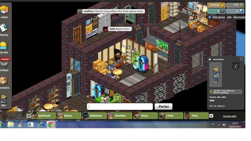 cr er un forum wibbo rpg. Black Bedroom Furniture Sets. Home Design Ideas