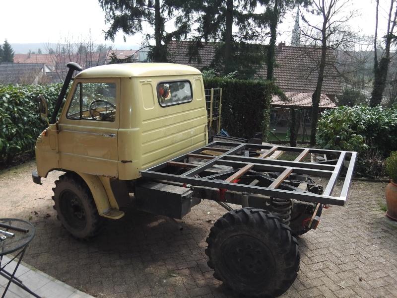 Unimog U 406 >> My unimog 411.117 and my 406 - Mercedes-Benz Forum