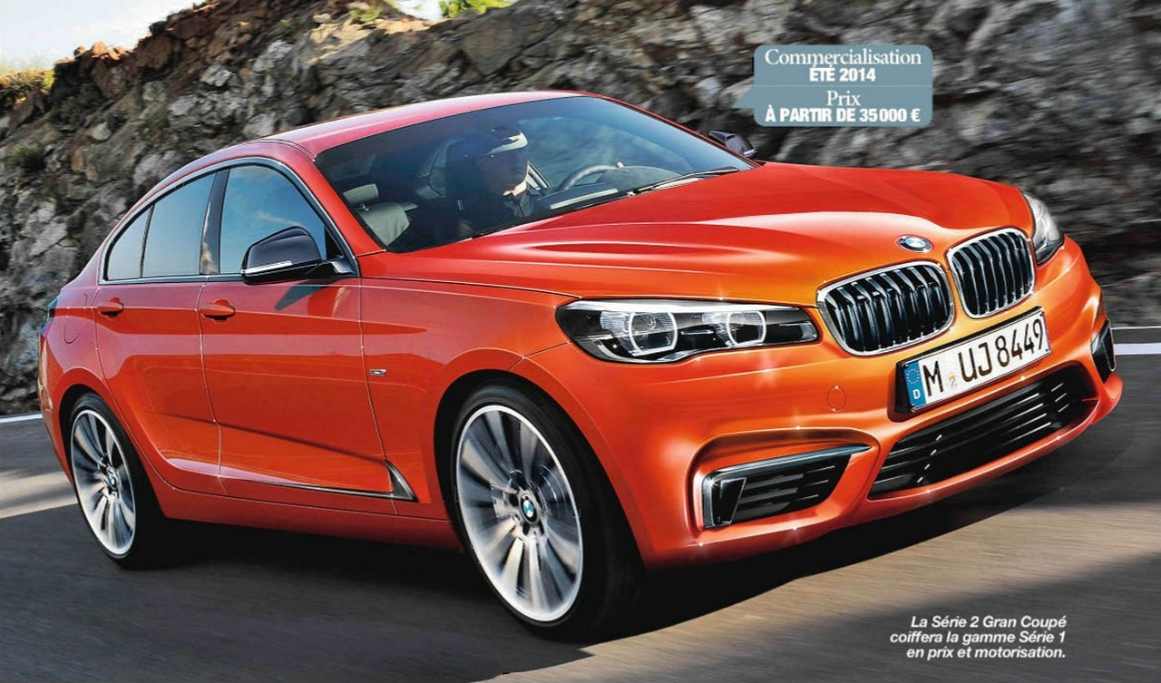 2018 bmw s rie 2 gran coup f44 - Nouvelle bmw serie 2 coupe ...