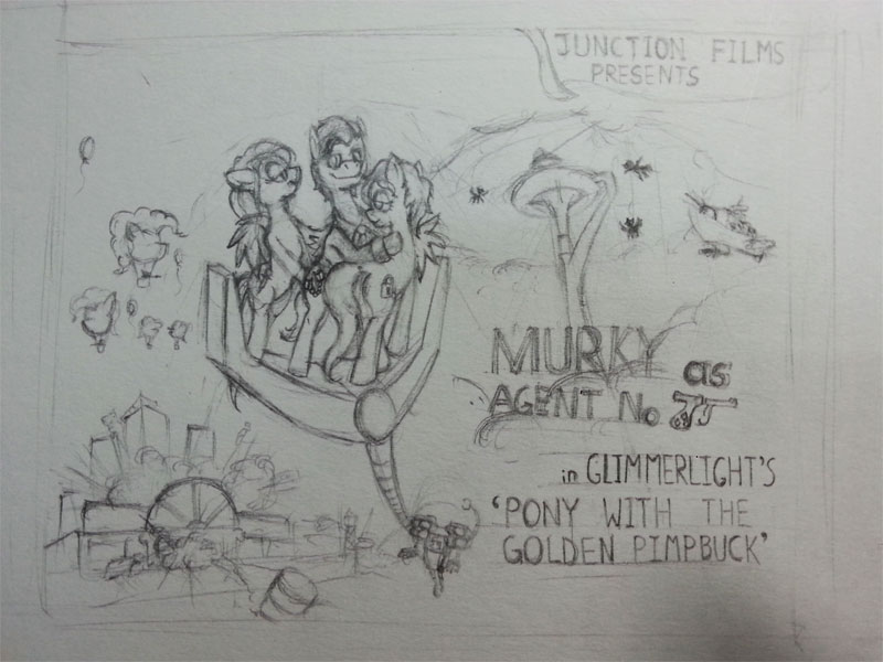 Fallout Equestria: Murky Number Seven