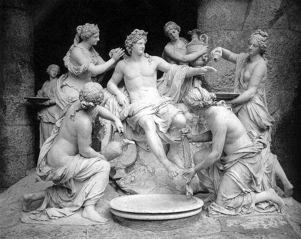 Personnalité histrionique représentée par Apollon