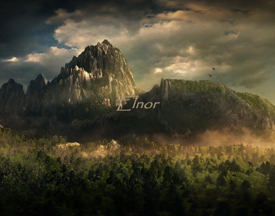 Le monde d'Elnor