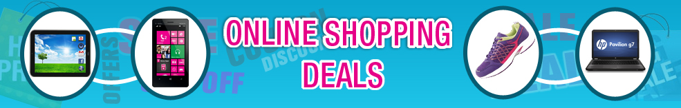 Online Shopping Deals