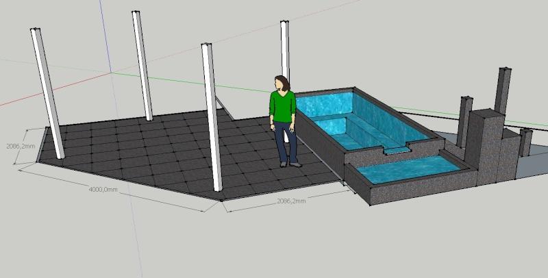 Projet construction bassin - Bassin rectangulaire hors sol dijon ...