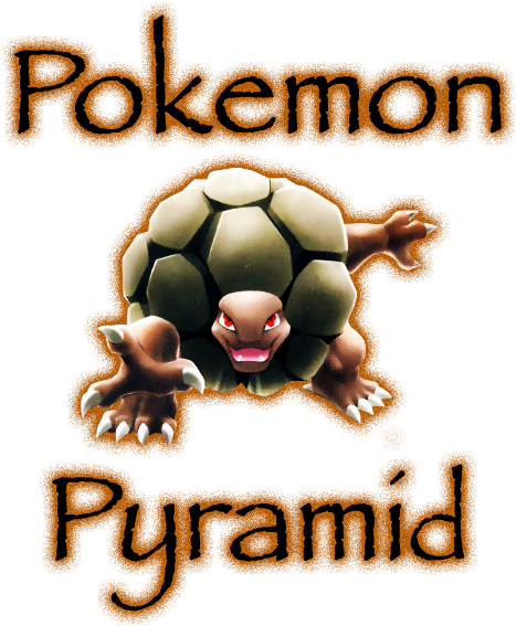 Pokemon Pyramid
