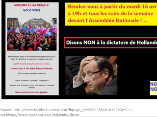 """Non à la dictature de Hollande"""
