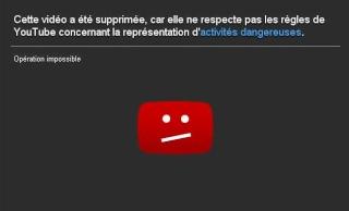 Youtube censure les antifascistes suédois.