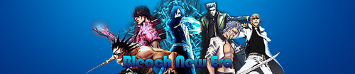 Bleach New Era